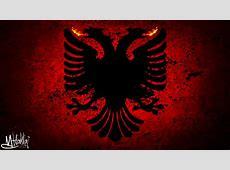 Albanian Flag Grunge by marjol1 on DeviantArt