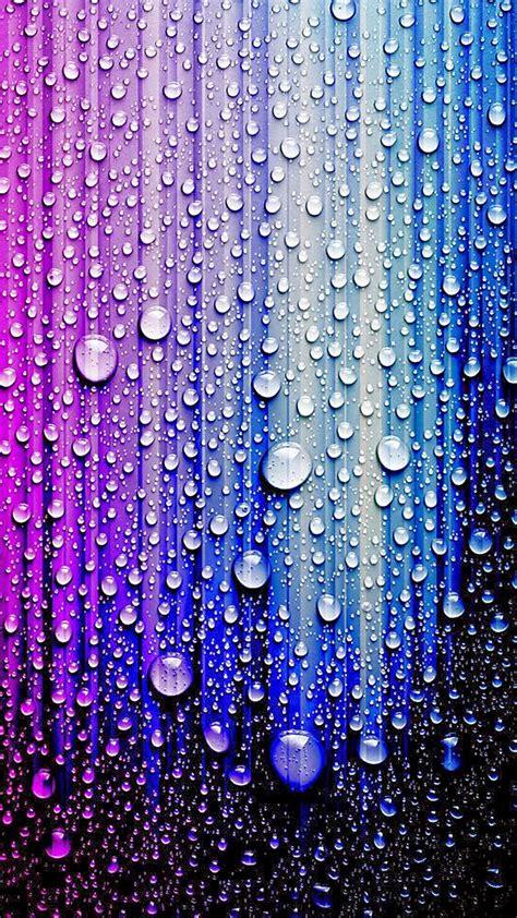 water drops wallpaper  iphone