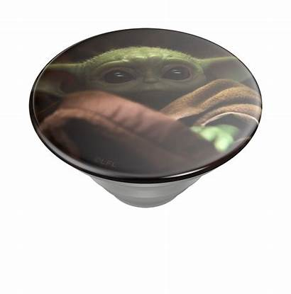 Yoda Popsockets Child Popgrip Wars Grip Mandalorian