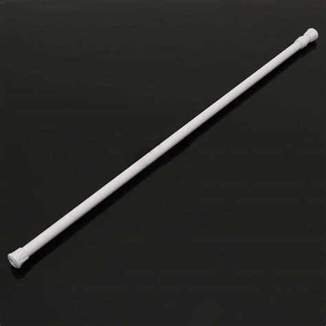 Telescopic Curtain Rods Uk by D6 Loaded Extendable Telescopic Net Voile Tension