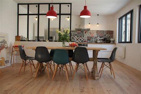 separation cuisine style atelier bar de separation cuisine salon 3 cuisine style atelier