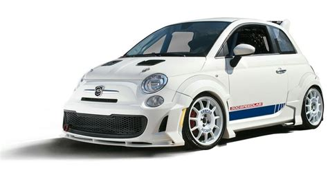 2012 Fiat 500 Accessories by Fiat 500 Styling Kit Fits 500 Abarth 500 Speedlab