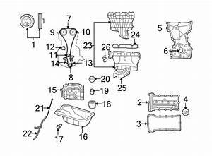 Jeep Patriot Engine Oil Pump