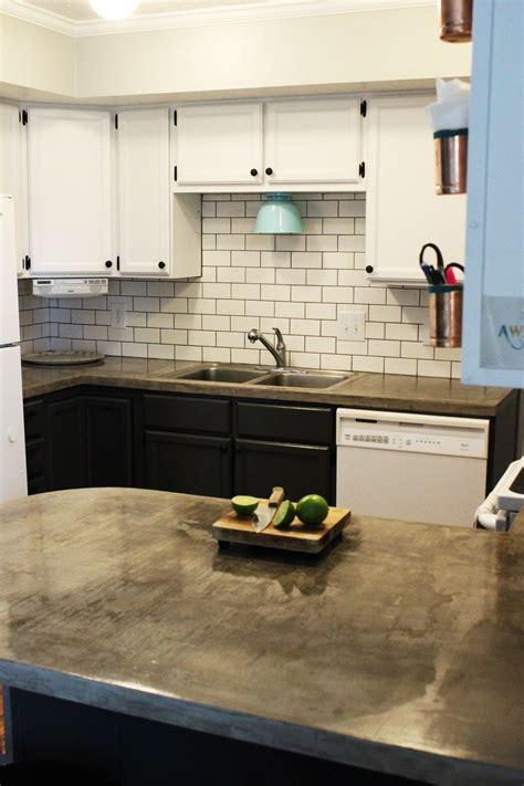 kitchen subway tile backsplashes how to install a subway tile kitchen backsplash