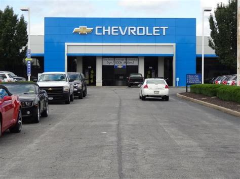 Find Finance At Lou Fusz Chevrolet In Saint Peters Mo