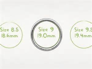 us ring sizing chart printable engagement rings jewellery