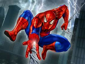 Spider Man 1 - Marvel Comic Book Wallpaper
