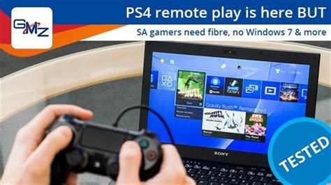 tested ps4 remote play pc and sa bandwidth requirements mweb gamezone