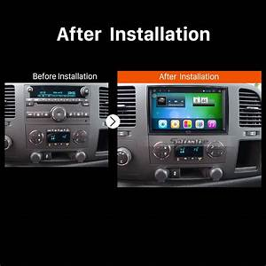 Android 6 0 Aftermarket Gps Navigation System Car Stereo
