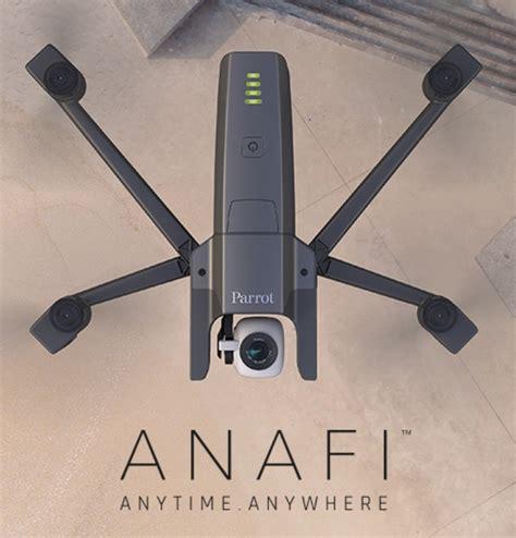 parrot anafi  dji phantom drone fest