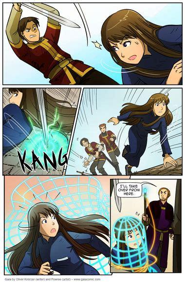 gaia  february  fantasy webcomic
