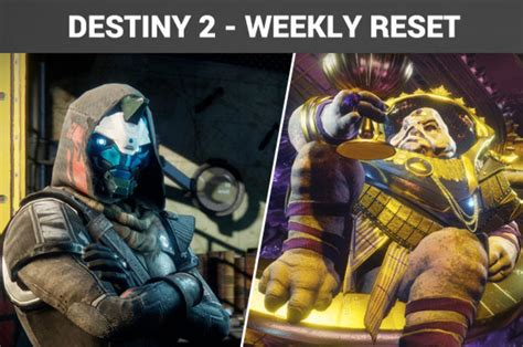 destiny  reset  faction rally raid nightfall xur