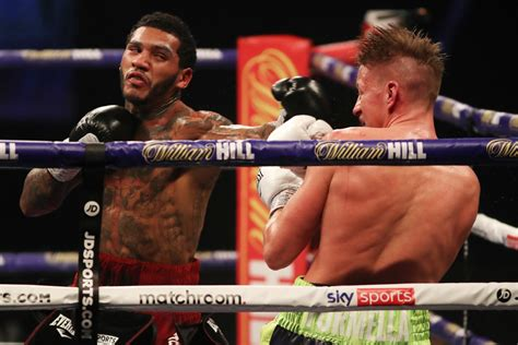 Conor Benn leaps out of legendary father Nigel's shadow ...