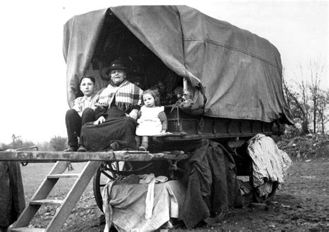 The Museum Of English Rural Life Image Library Gypsies