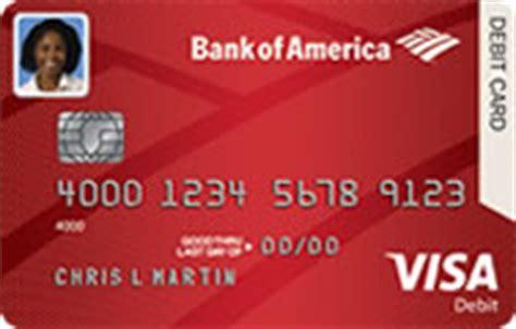 bank of america debit card designs debit cards apply for a bank debit card from bank of america