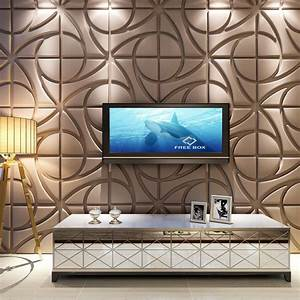 Decorative home decor 3d wall paper buy decorative home for Home interior wall design 2
