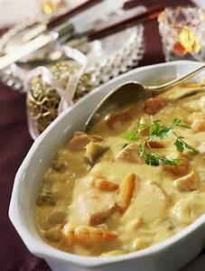 Recette Poisson Noel : navarin de la mer sauce chablis cuisine ~ Melissatoandfro.com Idées de Décoration