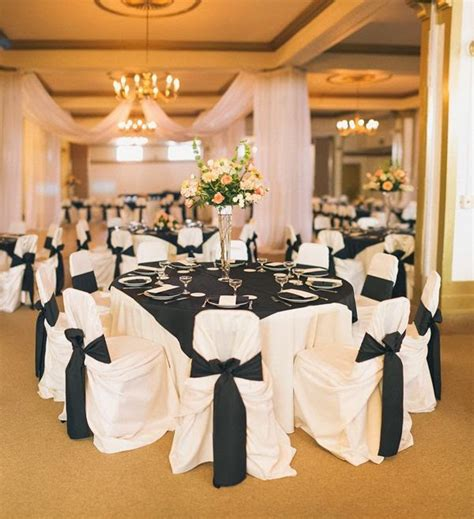 i am a woman in love wedding inspiration the black white theme