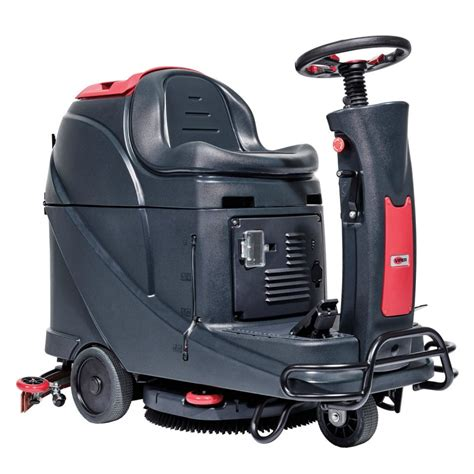 Viper Floor Scrubber Battery Charger by Viper As530r Micro Rider Automatic Floor Scrubber 20