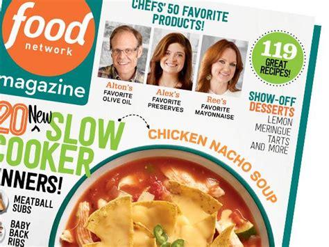 cuisine tv free food magazine april 2014 recipe index food magazine recipes and cooking