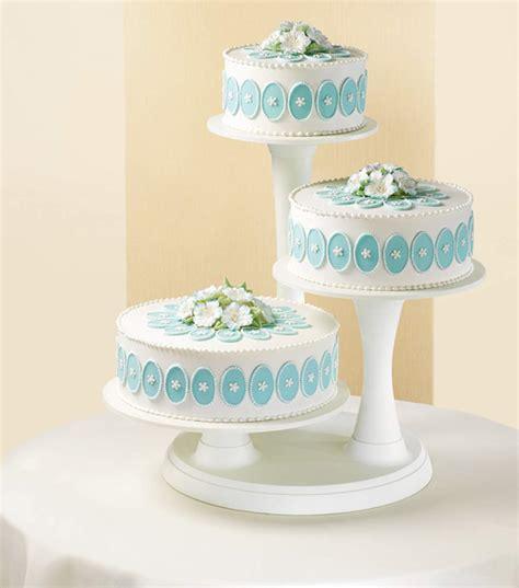 wilton  tier pillar cake stand  white joann