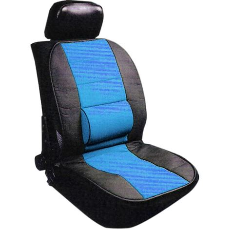siege feu vert couvre siège design cuir avec coussin lombaire feu vert