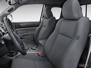 2011 Toyota Tacoma Pictures  Front Seat