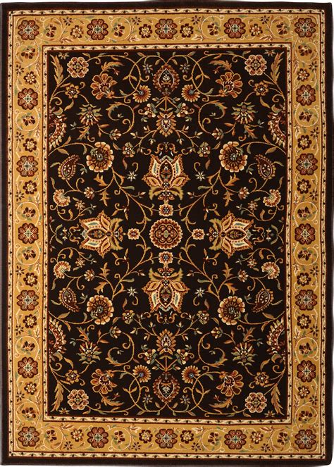 Rug Gold by Brown Gold Area Rug 8x8 3207