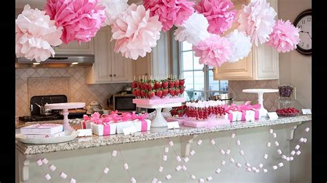 baby girl shower centerpieces girl baby shower decorations