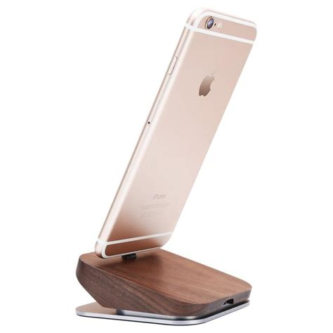 iphone 6 desk stand baseus duowood desk charging station holder for apple