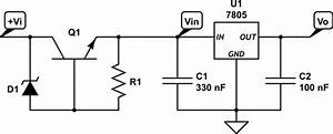 is my zener diode labeled wrong or am i seeing a strange With diodeor circuit