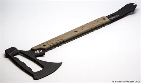 gerber downrange tomahawk review