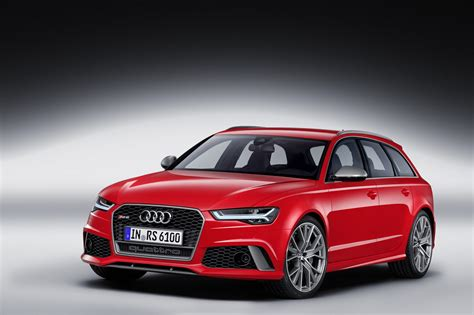 2018 Audi Rs6 Avant Performance Picture 652317 Car
