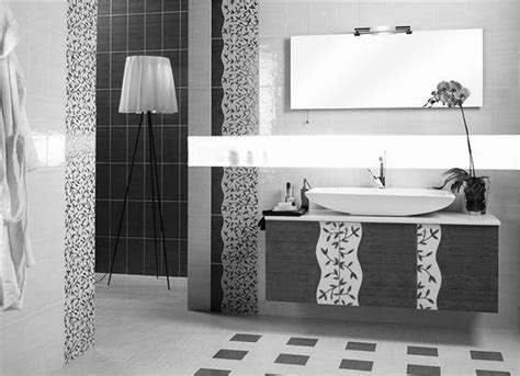 black and white bathroom tile design ideas black and white tile bathroom decorating ideas billingsblessingbags org