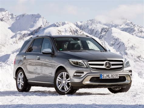 Mercedes M Class by 2015 Mercedes M Class Photos Informations Articles