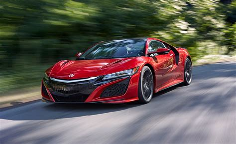 Acura Car : 2017 Acura Nsx Supercar Full Test