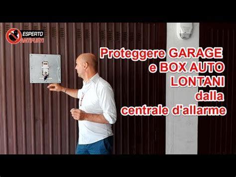 antifurto per box auto ecco come difendersi dai ladri soluzione per garage box