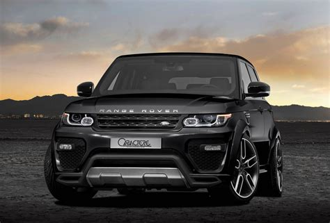 Caractere Exclusive Tuning Kits For Range Rover Sport Evoque