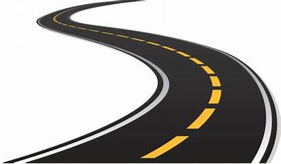 Clipart Road Curve Vector Clipground Curving Cliparts
