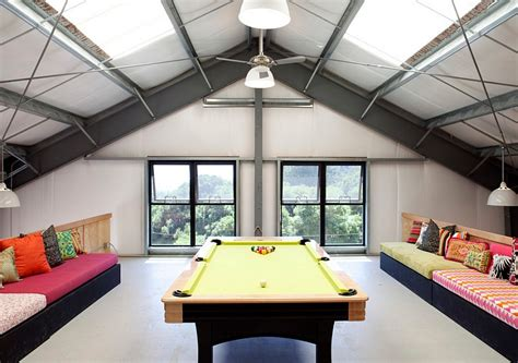 the attic billiards ideas how to transform your attic into a room