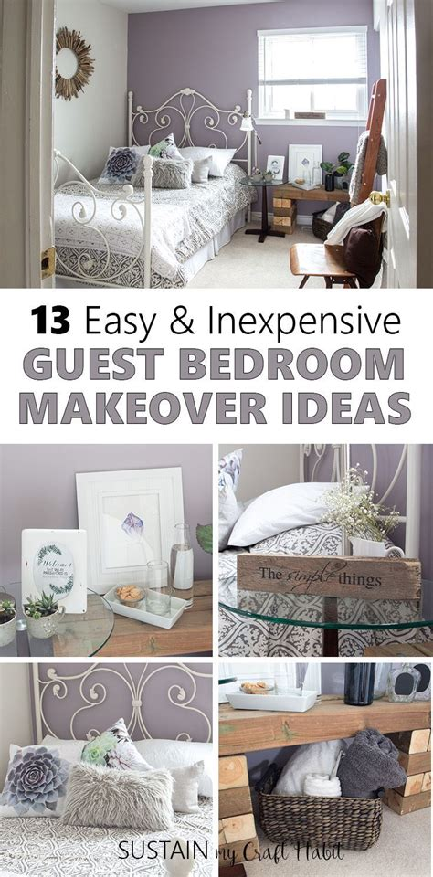 Decorating Ideas For Guest Bedroom by Mauve Lous Guest Bedroom Ideas A Simple Spare Room