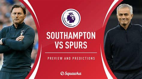 Southampton vs Spurs live stream: Watch Premier League ...