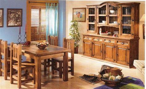 modelos de muebles rusticos  interiores