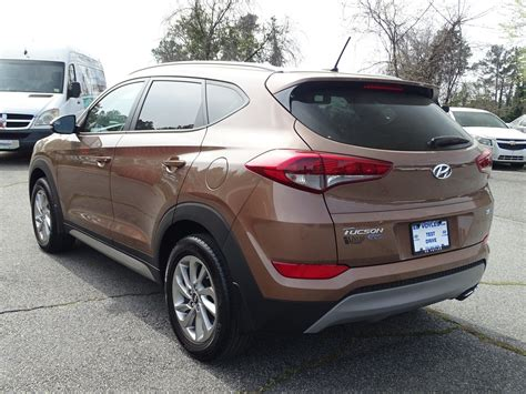 Certified Pre Owned Hyundai Tucson by Certified Pre Owned 2017 Hyundai Tucson Eco Sport Utility