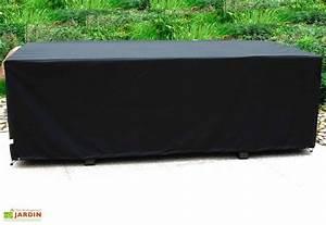 Housse D Hivernage Pour Salon De Jardin : housse de protection pour table 210x105 dcb garden dcb ~ Dailycaller-alerts.com Idées de Décoration