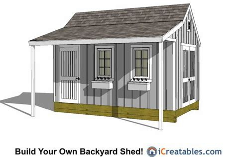17 best images about 10x16 shed plans on pool houses sheds and colonial