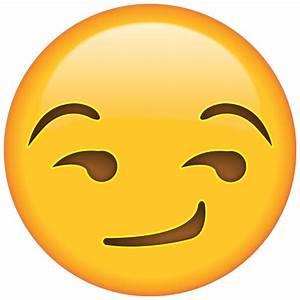 Download Smirk Face Emoji | Emoji Island