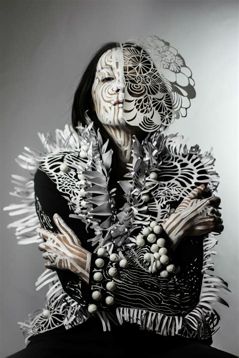 paper cut design photography  vilija vitkute art