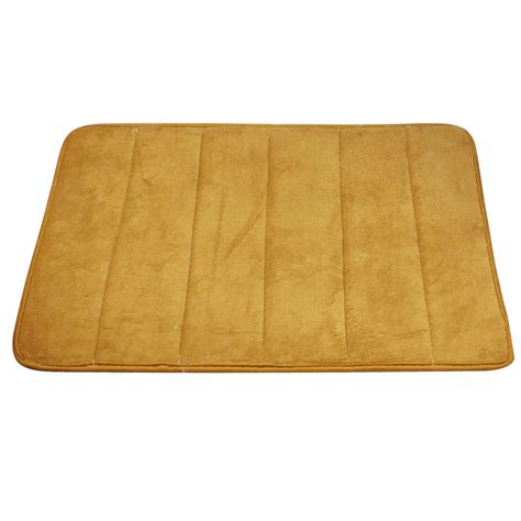 floor mats bathroom bathroom rugs vertical stripes memory foam mat carpet floor mats bath t76c ebay