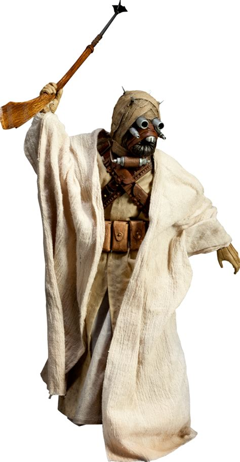 Tabletop Ordering by Star Wars Tusken Raider Sixth Scale Figure By Sideshow